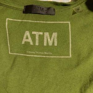 ATM Anthony Thomas Melillo Tops - ATM Anthony Thomas Melillo sweetheart tank